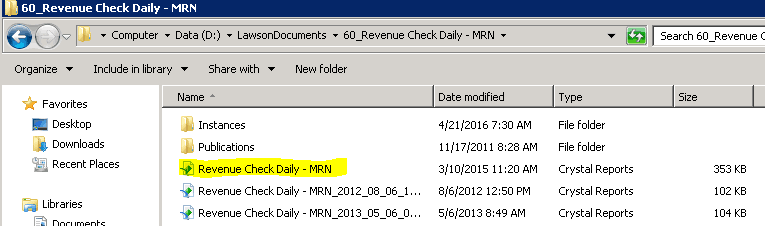 How to Fix a Scheduled LBI Report That Didn't Run Properly_3
