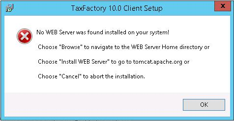 Installing BSI TaxFactory 10 for Your New Lawson 10 Environment-25