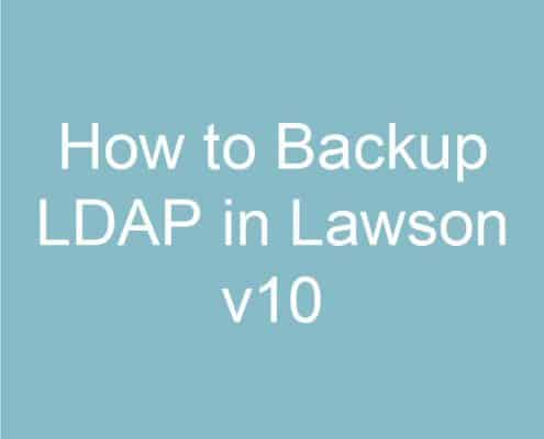How-to-Backup-LDAP-in-Lawson-v10