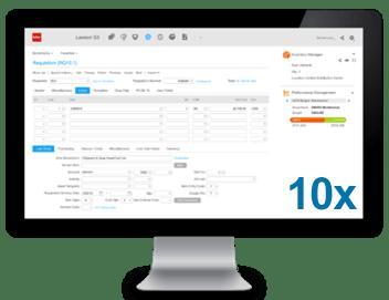 Infor Lawson 10x Upgrade