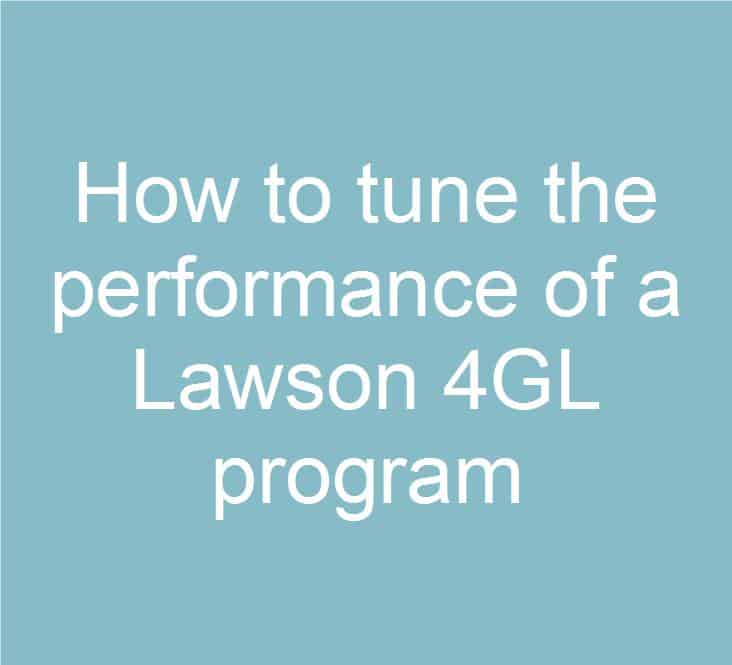 Infor lawson review youtube.